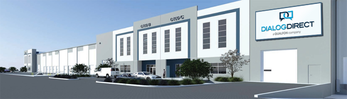 Dialog Direct, a Qualfon Company, Opens Fulfillment Operations in North Las Vegas to Support West Coast Clients